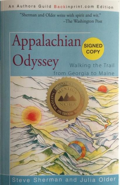 Appalachian Odyssey by Steve Sherman and Julia Older
