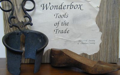 Wonder Box 1: Tools of the Trade