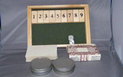 Wonder Box 5: Colonial Period Games