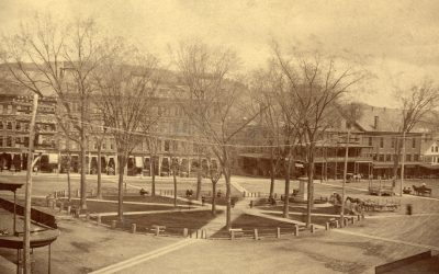Primary Sources 1: Central Square, Keene