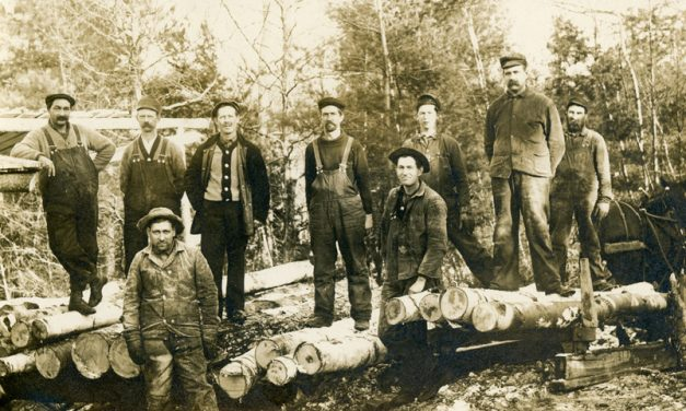 Photo Packet 4: Logging & Woodworking Industries