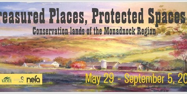 Treasured Places, Protected Spaces: An Exhibition of Artwork
