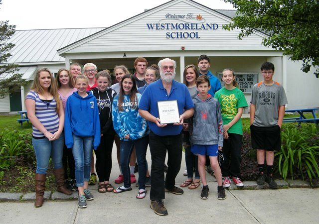 2017 school award nomination