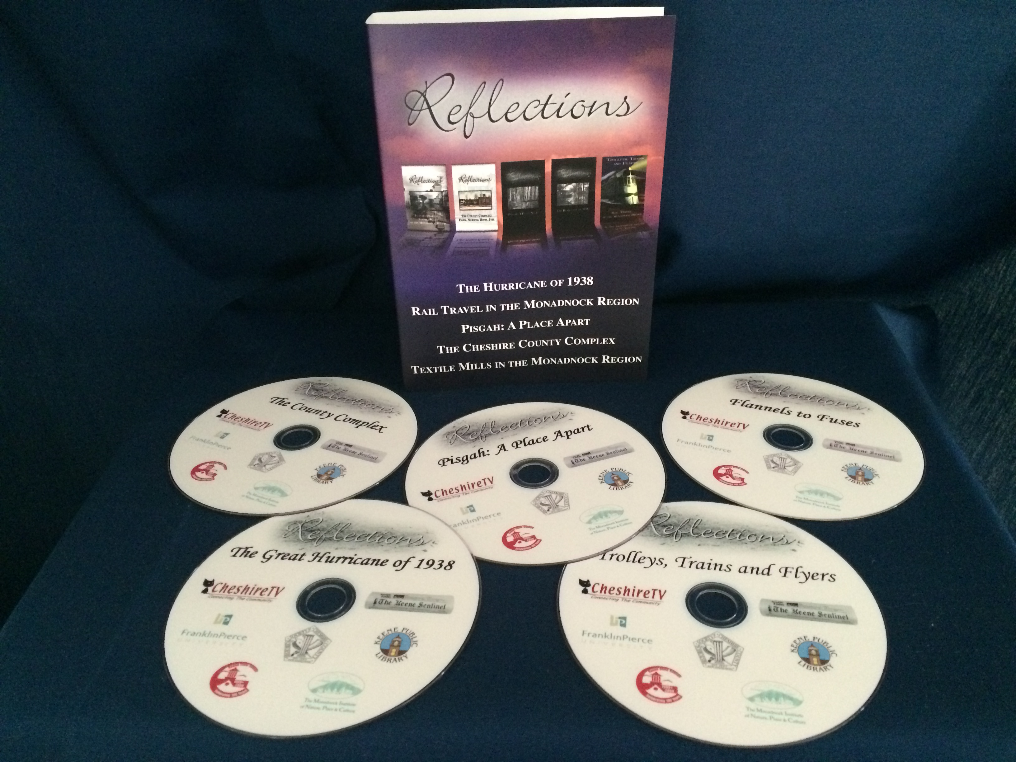 Reflections 5 Disc Box Set