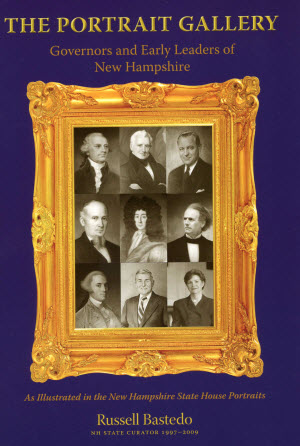 The Portrait Gallery, Governors & Early Leaders of NH