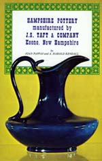 Hampshire Pottery Manufactured by J.S. Taft & Company, Keene, NH
