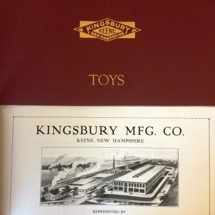 Kingsbury MFG. Co.