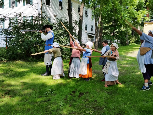 Historical Society Th Of July Activities For Kids