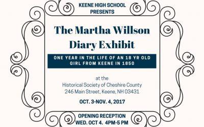 Martha Willson's Diary