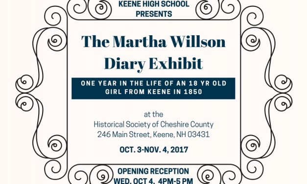 Martha Willson's Diary