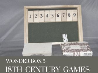 Wonder Box 5: Colonial Period Games