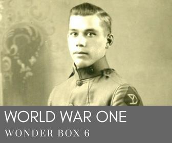 World War I wonder box