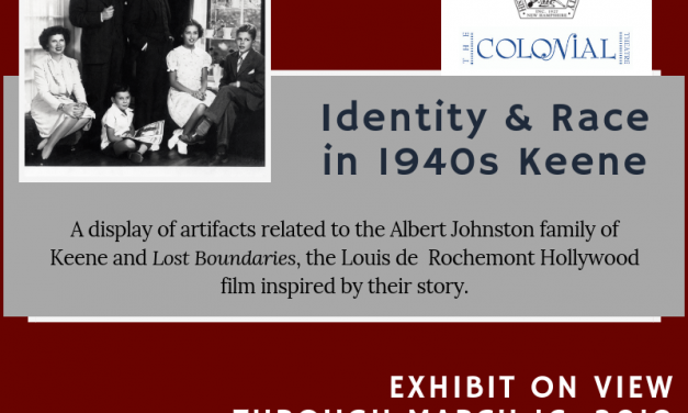 Identity and Race in 1940s Keene